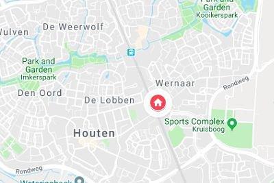 Sijnsmeester Houten locatie