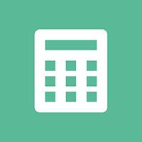 Hypotheek-berekenen-icoon