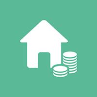 Hypotheek-oversluiten-icoon