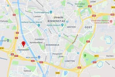 Nieuwbouw Utrecht Groenewoud Locatie