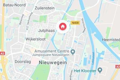 Ons Nieuwe Thuis Nieuwegein locatie