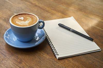 Open Huizen Dag koffie drinken