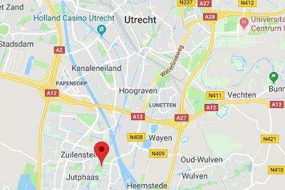 Nieuwegein Rijnfort Locatie Nieuwbouw
